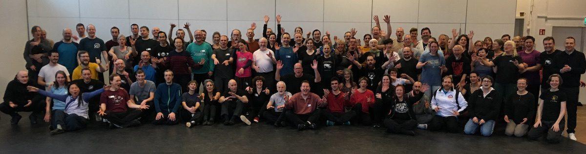 Push Hands Treffen Hannover